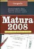 Matura 2008 Geografia
