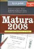 Matura 2008 Język polski