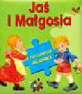 Frączek Agnieszka - Jaś i Małgosia 5 puzzlowych układanek