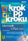 Joyce Cox, Curtis Frye M., Dow Lambert, Steve Lambert - Krok po kroku  Microsoft Office 2007 + CD. Zdobądź umiejętności, których potrzebujesz