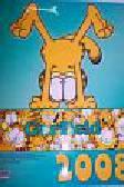 Kalendarz 2008 ścienny Garfield