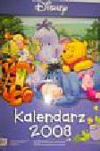 Kalendarz 2008 ścienny Kubuś Puchatek