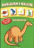 Dinozaury Naklejam i maluję