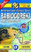 Babiogórski Park Narodowy 1:50 000. laminowana mapa turystyczna midi