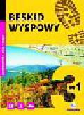 Beskid Wyspowy 1:90 000. Przewodnik, atlas i mapa