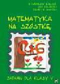 Stanisław Kalisz, Jan Kulbicki, Henryk Rudzki - Matematyka na szóstkę. Zadania dla klasy V. II wydanie