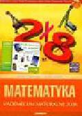 Borowska Maria, Jatczak Anna - Matematyka Matura 2008 Vademecum maturalne z płytą CD. Zakres podstawowy i rozszerzony