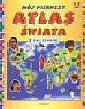 Langowska Mariola, Warzecha Teresa - Mój pierwszy atlas świata z nalepkami 6-8 lat