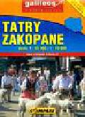 Tatry Zakopane mapa 1: 65 000 1: 20 000