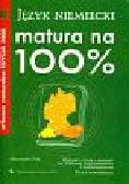 Ptak Magdalena - Matura na 100% Język niemiecki z płytą CD