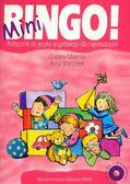 Wieczorek Anna, Malenta Grażyna - Mini Bingo! Podręcznik do języka angielskiego dla najmłodszych z płytą CD