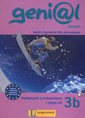 Genial 3B Kompakt Podręcznik i ćwiczenia z płytą CD