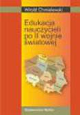 Chmielewski Witold - Edukacja nauczycieli szkół podstawowych po II wojnie światowej