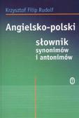 Rudolf Krzysztof Filip - Angielsko polski słownik synonimów i antonimów