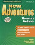 Wetz Ben, McBeth Catherine, Quintana Jenny - New Adventures Elementary Workbook + CD. Gimnazjum