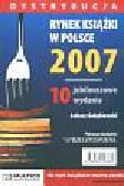 Gołębiewski Łukasz - Rynek książki w Polsce 2007 Dystrybucja