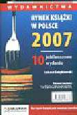 Gołębiewski Łukasz - Rynek książki w Polsce 2007 Wydawnictwa