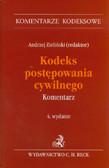 Zieliński Andrzej (red.) - Kodeks postępowania cywilnego. Komentarz