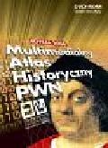 Multimedialny atlas historyczny  PWN edycja 2008 (Płyta CD)