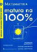 Jakubas Eugeniusz - Arkusze maturalne 2008 matematyka matura na 100% + CD
