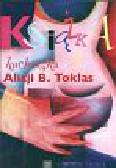 Toklas Alicja - Książka kucharska Alicji B. Toklas