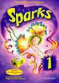Szpotowicz Magdalena, Szulc-Kurpaska Małgorzata - Sparks 1 Podręcznik + CD