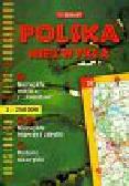 Polska niezwykła Turystyczny atlas samochodowy