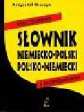 Tkaczyk Krzysztof - Kieszonkowy słownik niemiecko-polski polsko-niemiecki z rozmówkami