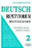 Rostek Ewa Maria - Deutsch 2 Repetytorium tematyczno - leksykalne