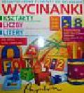Szarf Maria - Wycinanki edukacyjne Liczby kształy kolory