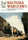 Kronika Warszawy 3 - 4 / 2000