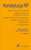 Lech Garlicki (wprow.) - Konstytucja RP i inne akty prawne