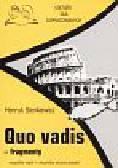 Sienkiewicz Henryk - Quo Vadis fragmenty Lektury dla zapracowanych. wszystkie wątki wszystkie istotne postacie