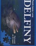 Delfiny Książka z puzzlami