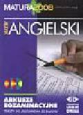 Arkusze egzaminacyjne j angielski 2008 CD