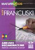 , - Arkusze egzaminacyjne j francuski 2008 CD