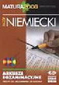 Arkusze egzaminacyjne j niemiecki 2008 CD