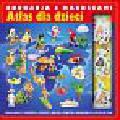 Atlas dla dzieci Edukacja z magnesami