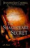 Carrell Jennifer Lee - Shakespeare Secret