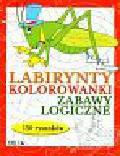 Łukasik Marek - Labirynty Kolorowanki