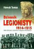 Tomza Henryk - Dziennik legionisty 1914-1915
