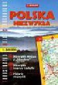 Polska Niezwykła Atlas turystyczny samochodowy