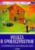 Leszczyński Piotr, Snarski Tomasz - Wiedza o społeczeństwie Matura 2008 Vademecum maturalne z płytą CD