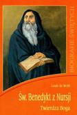 Wohl Louis de - Święty Benedykt z Nursji Twierdza Boga