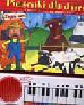 Piosenki dla dzieci z pianinkiem