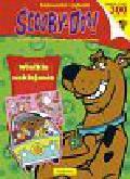 Scooby-Doo! Wielkie naklejanie. Malowanki i czytanki. Największa malowanka z naklejkami