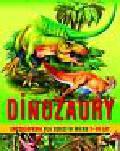 Majewska Barbara - Dinozaury Encyklopedia dla dzieci w wieku 7 - 10 lat
