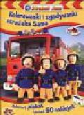 Kolorowanki i zgadywanki strażaka Sama