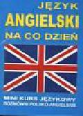 Język angielski na co dzień z płytą CD Mini kurs językowy Rozmówki polsko-angielskie