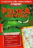 Turystyczny atlas samochodowy